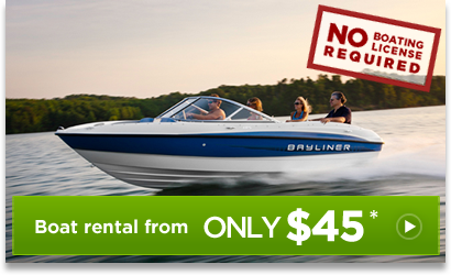 Book Your Boat Rental Online