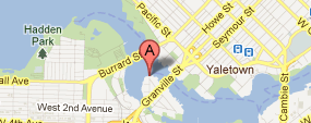 Boat Rental Vancouver Location