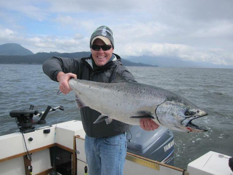 Fishing Charter Vancouver
