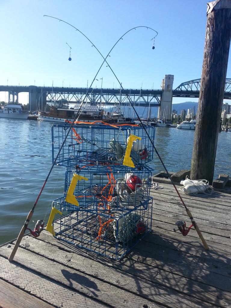 fishing and crabbing gear