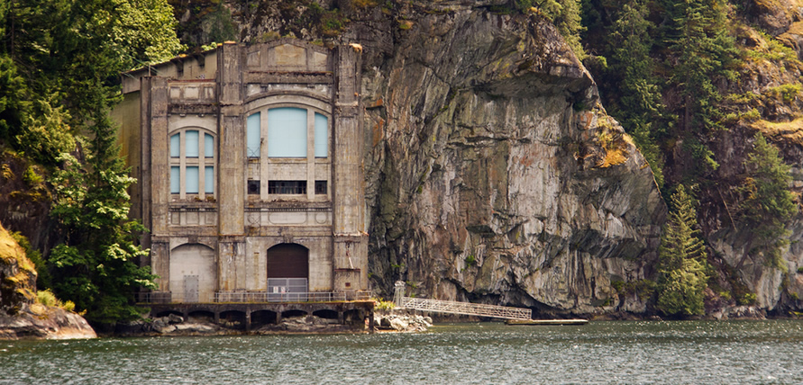 Buntzen Power Station