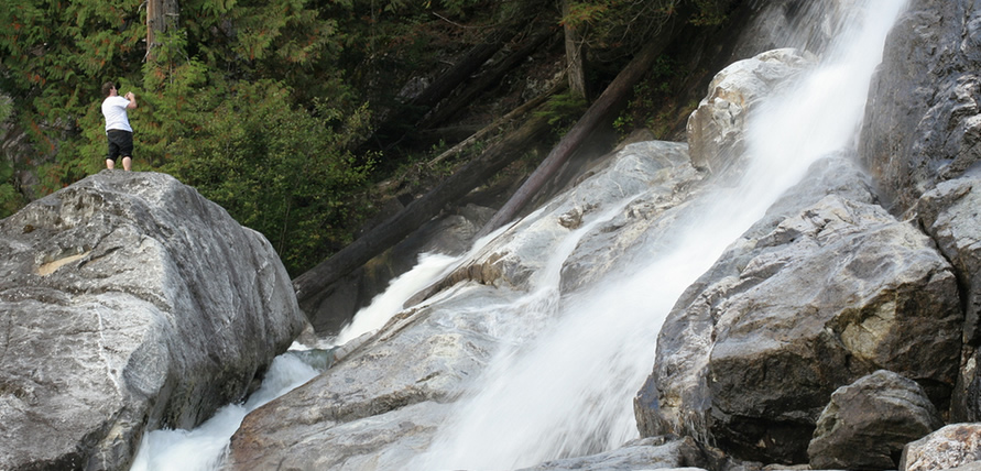 Granite Waterfalls
