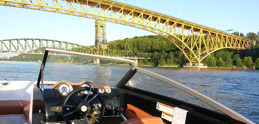 Second Narrows Bridger
