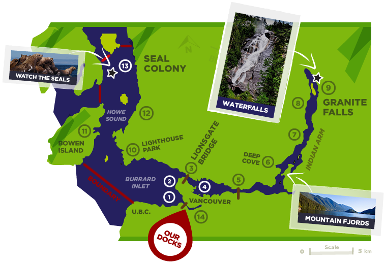 boat rental places to see