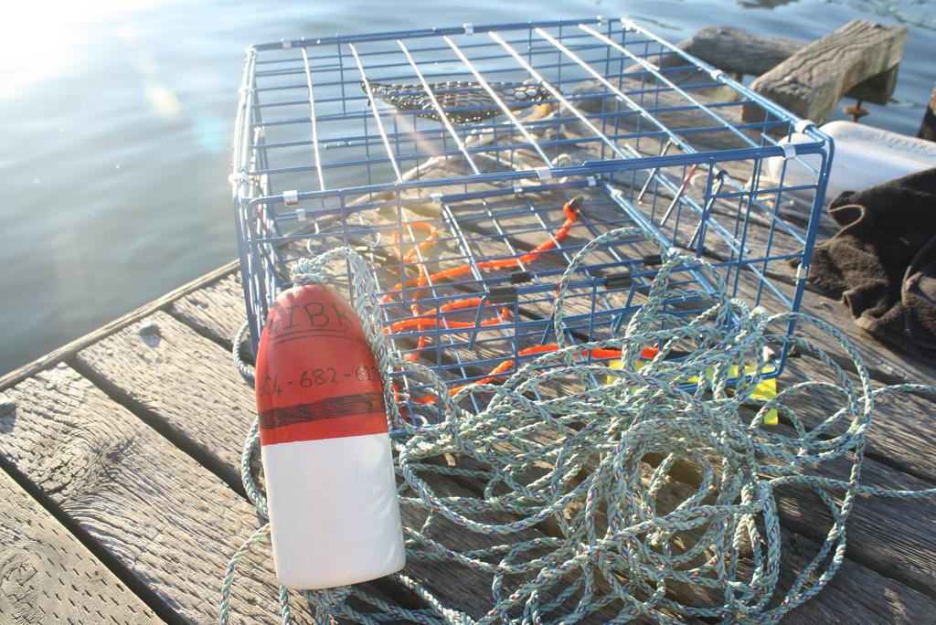 crab trap granville island