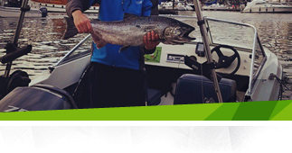 fishing boat rental Vancouver