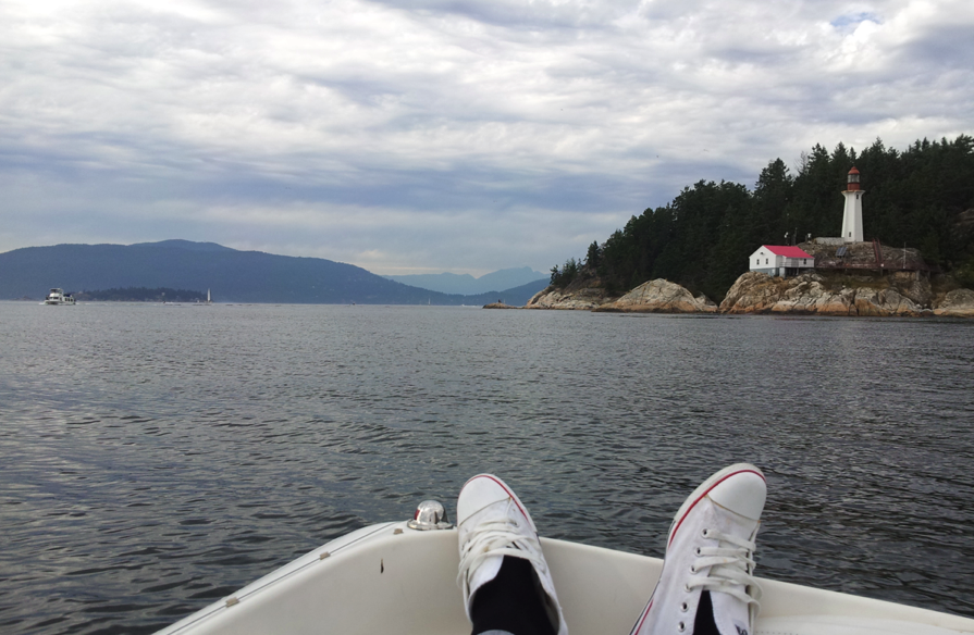 Boat Rental Lighthouse Park Vancouver